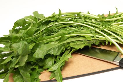 Dandelion Greens Recipe