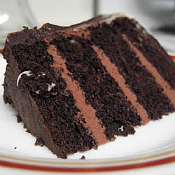 Best Chocolate Layer Cake Recipe From Scratch