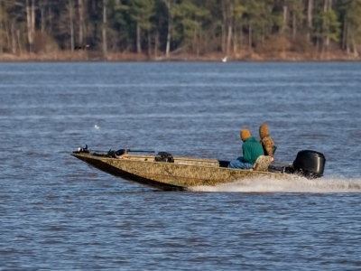Build a Sneak Hunting Boat
