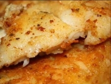 Cheese Baked Fish with Potatoes