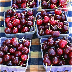 Fresh Cherry Recipes
