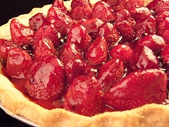 Strawberrry Pie Recipes