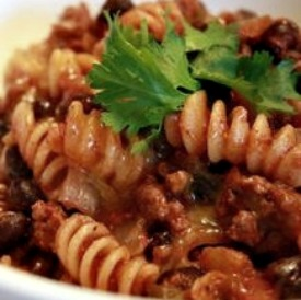 Homemade Hamburger Goulash