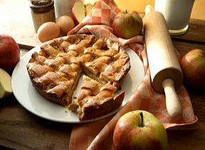 Homemade Apple Scotch Pie Recipe