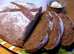 Homemade Russian Black Bread Recipe