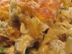 Homemade Tuna Noodle Casserole Recipe