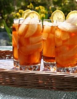 Iced Beverage Recipes