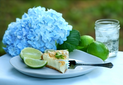 Fresh Key Lime Cheesecake Recipe