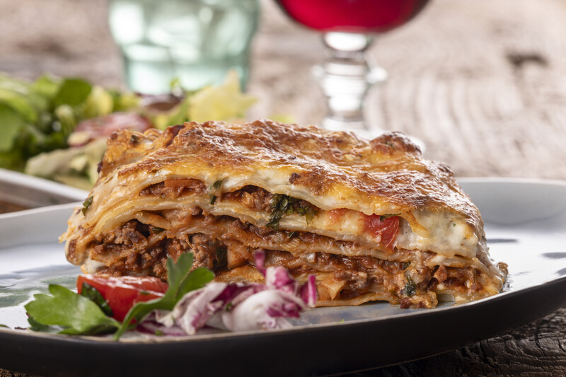 Authentic Lasagna Recipe including Chicken Lasagna and Shrimp or Seafood Lasagna Recipes