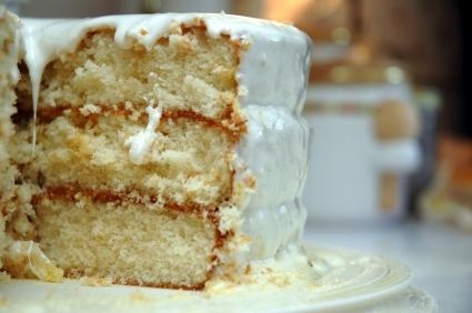 Moist Lemon Cake Recipe From Scratch