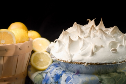 Mile High Lemon Meringue Pie Recipe