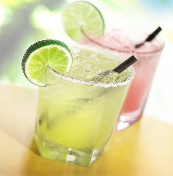 Mixed Drink Recipe for Margaritas