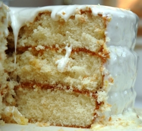 moist layer cake from scratch