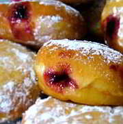 Jelly Filled Donuts from Scratch