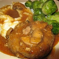 Salisbury Steak Recipe