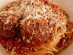 Homemade Spaghetti and Meatballs Recipe
