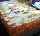 Best Orange Bread with Orange Glaze #OrangeBread