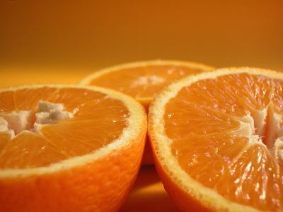 Fresh Orange Recipes