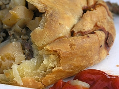 Cornish Pasty Recipe