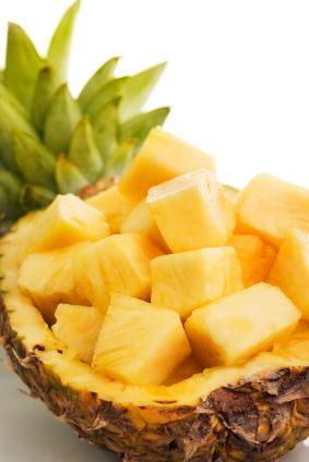 Fresh Pineapple Recipes