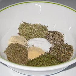 Poultry Seasoning Recipe and more at MissHomemade.com