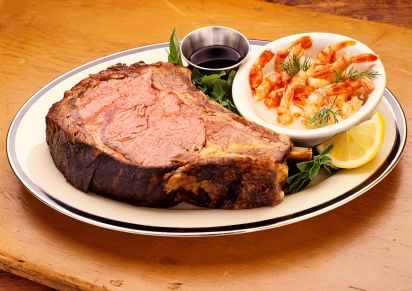 Best Meals with Prime Rib