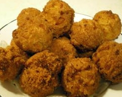 Homemade Hush Puppies