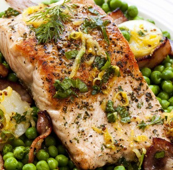 Fresh Salmon Recipes