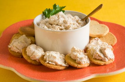 Easy Cold Appetizer Recipes (Cracker Spreads)
