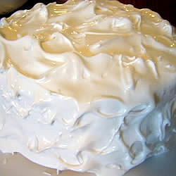 Easy Seven Minute Frosting Recipe