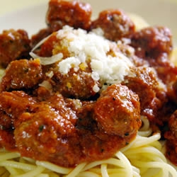Best Spaghetti and Meatball Recipe