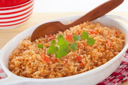 Recipe for Spanish Rice