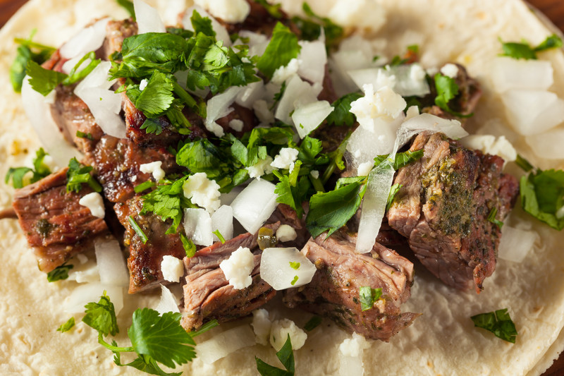 Best Steak Taco Recipe