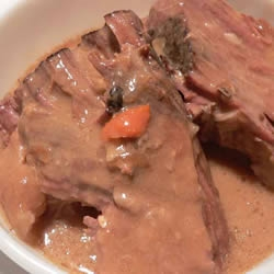 Crock Pot Venison Roast Recipe