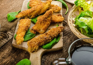 Deep Fried Wild Turkey Recipe
