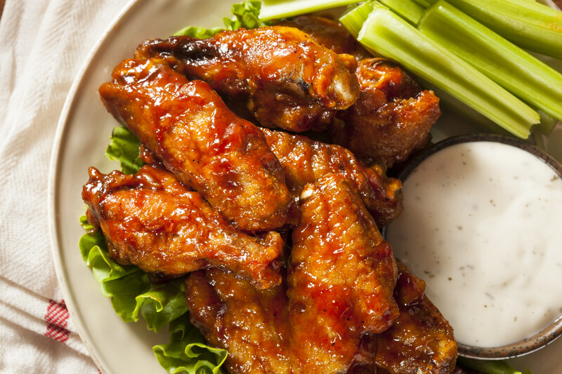 Buffalo Chicken Wing Recipe