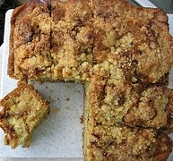 Coffee Cake made with Bisquick