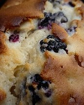 This is a wonderful homemade blackberry cake recipe. This cake is so moist and the berry flavor is amazing. Top with whipped cream or ice cream and you have a winner. #misshomemade