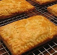 When you make homemade pop tarts everyone comes running - including the neighbors! So much better than the boxed kind and easy to make too.