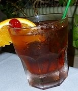 Easy Christmas Recipes - how about a brandy old fashioned?