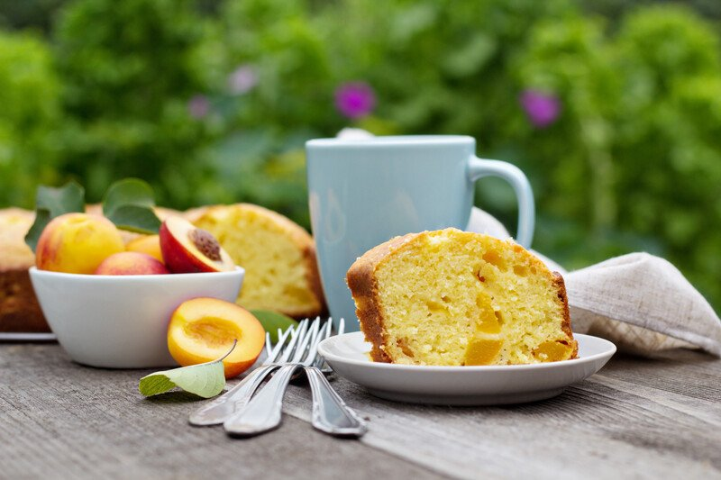 Homemade Mango Bread from Scratch~This recipe uses fresh mango - a moist tropical loaf of pure indulgence. So easy to make. Try it glazed-you will be hooked!   #misshomemade