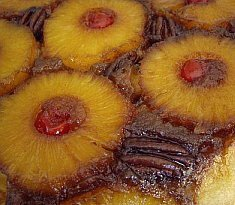 Homemade Pineapple Upside Down Cake from Scratch #PineappleUpsideDownCakeFromScratch