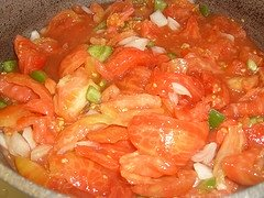 Recipe for Stewed Tomatoes